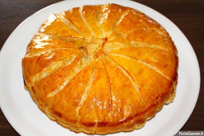 recette de la galette frangipane