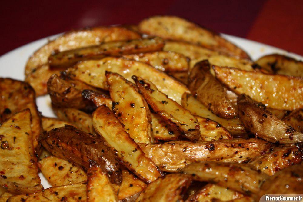 recette de potatoes maison aux épices cajun