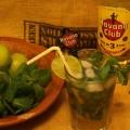 Mojito, boisson cubaine